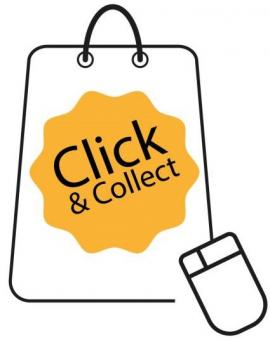 Store visits and Click & Collect