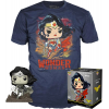 Wonder Woman (Jim Lee deluxe) Pop Vinyl & Tee Heroes Series (Funko) special edition