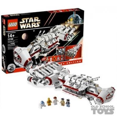 Lego 10198 Star Wars Tantive Iv En Doos Old School Toys