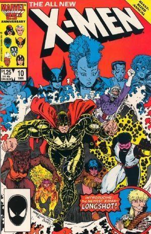 X Men Annual Nummer 10 Marvel Comics Old School Toys